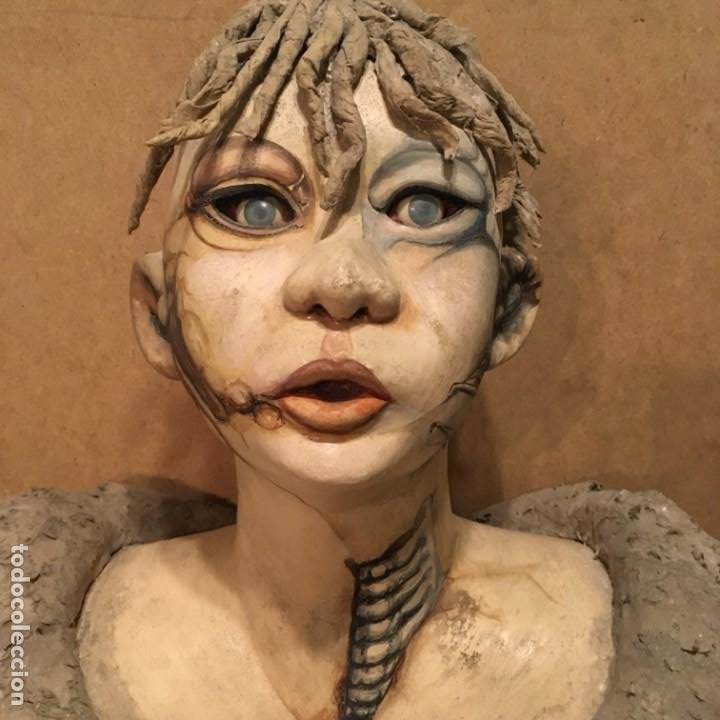 Arte: Escultura en cartón piedra - Foto 27 - 194364096
