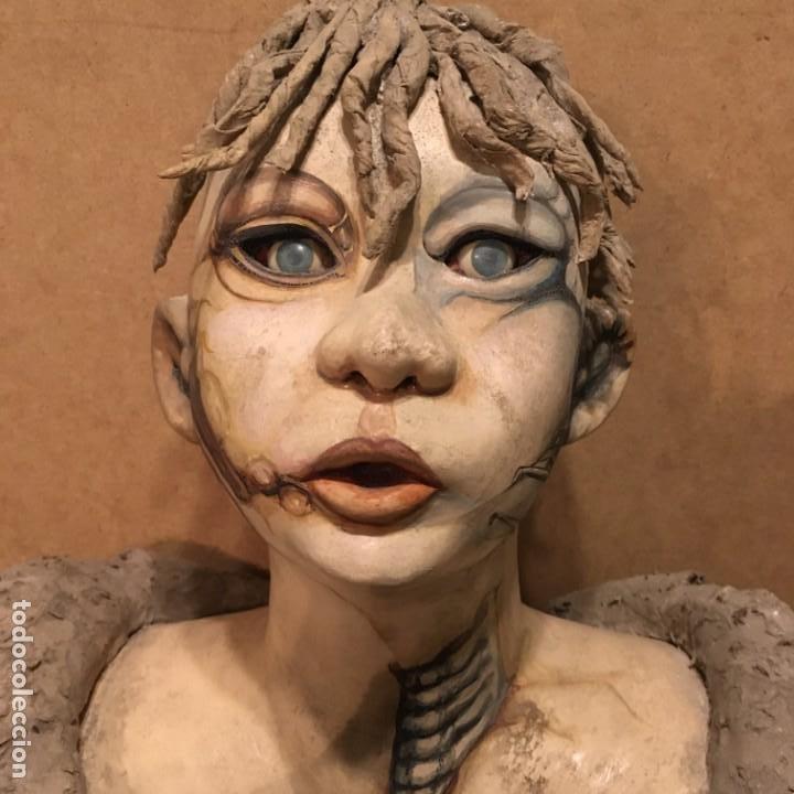 Arte: Escultura en cartón piedra - Foto 28 - 194364096