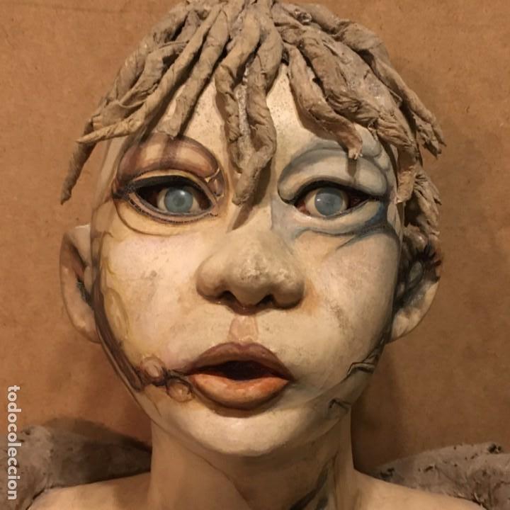 Arte: Escultura en cartón piedra - Foto 29 - 194364096