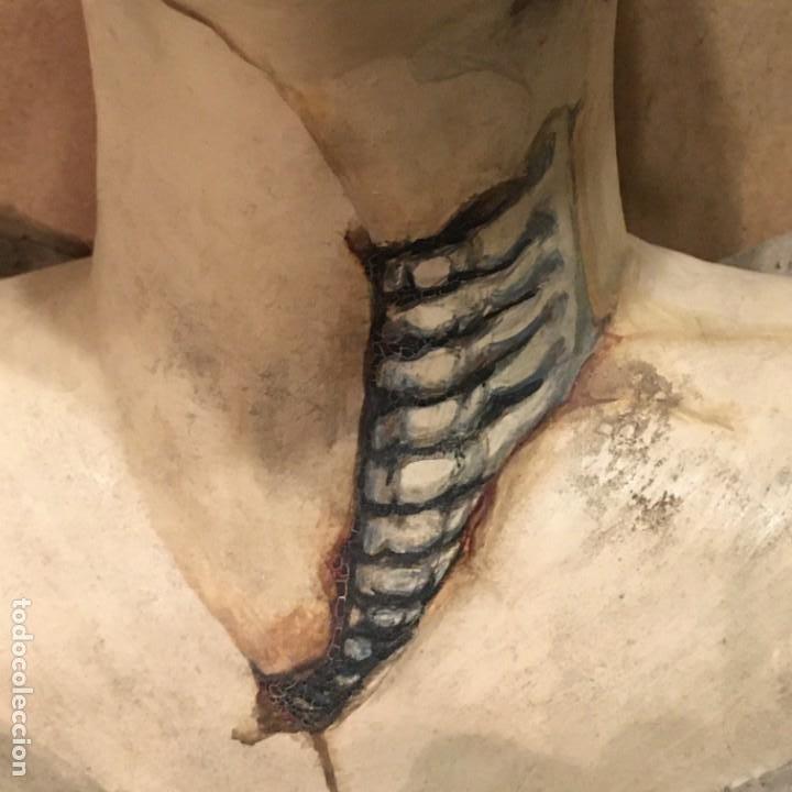 Arte: Escultura en cartón piedra - Foto 30 - 194364096
