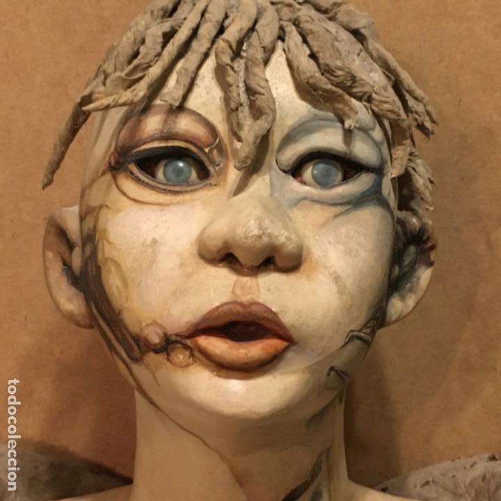 Arte: Escultura en cartón piedra - Foto 31 - 194364096