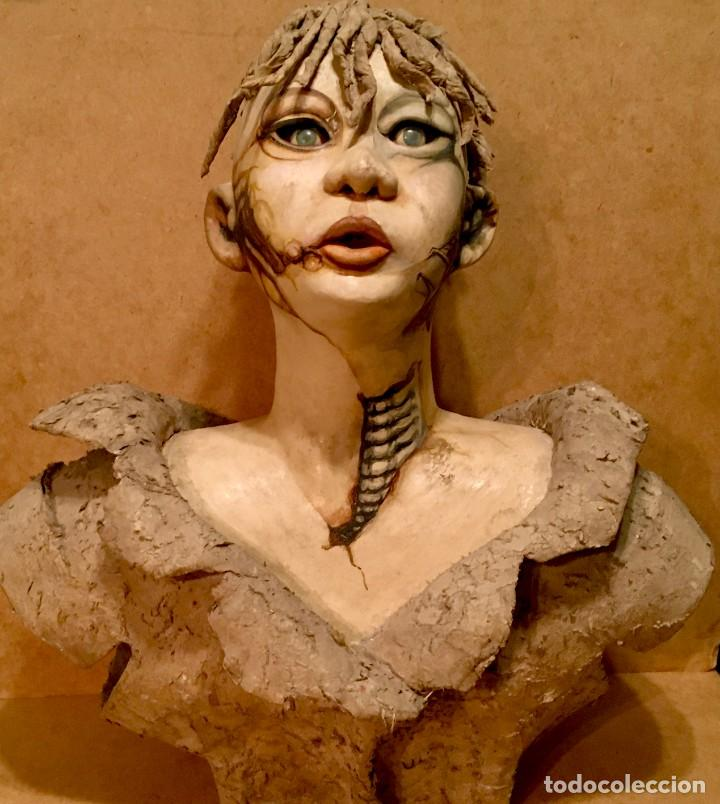 Arte: Escultura en cartón piedra - Foto 32 - 194364096