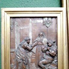 Arte: ANTIGUO RELIEVE FRANCÉS S. XIX. COBRE. Lote 189768087