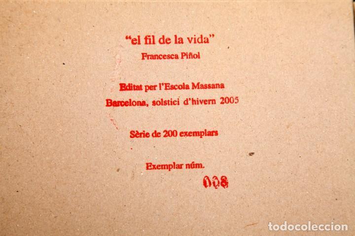 Arte: FRANCESCA PIÑOL - ESCOLA MASSANA 1929 - 1989 - ESCULTURA TEXTIL - Foto 4 - 194946488