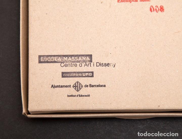 Arte: FRANCESCA PIÑOL - ESCOLA MASSANA 1929 - 1989 - ESCULTURA TEXTIL - Foto 5 - 194946488