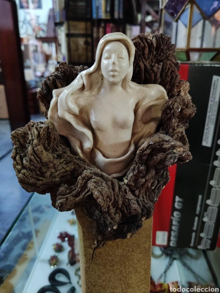 ESCULTURA DE RAMÓN SALARICH (Arte - Escultura - Otros Materiales)