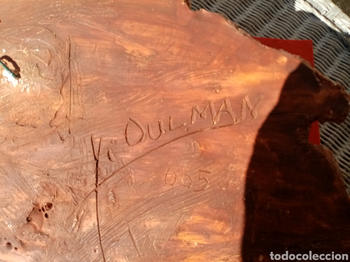 Arte: Alto relieve Oulman - Foto 5 - 195270057