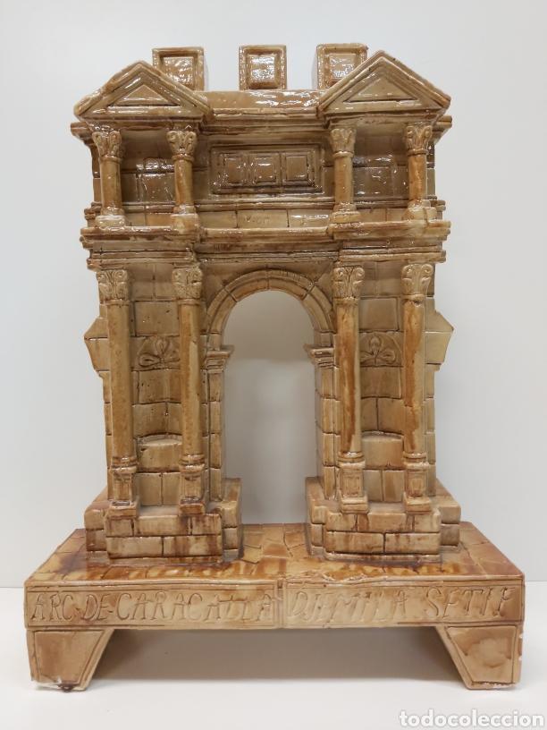 REPRODUCCIÓN ARC DE CARACALLA (Arte - Escultura - Otros Materiales)