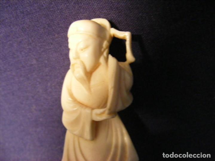 Arte: Figura china - Foto 7 - 196605952