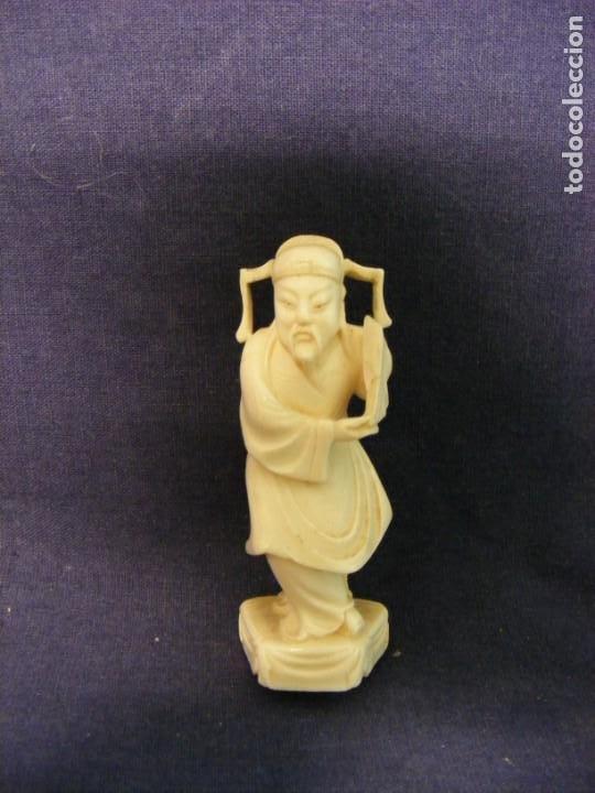 FIGURA CHINA (Arte - Escultura - Otros Materiales)