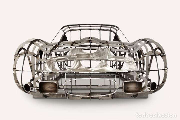 FERRARI 250 GTO SCULPTURE (Arte - Escultura - Otros Materiales)