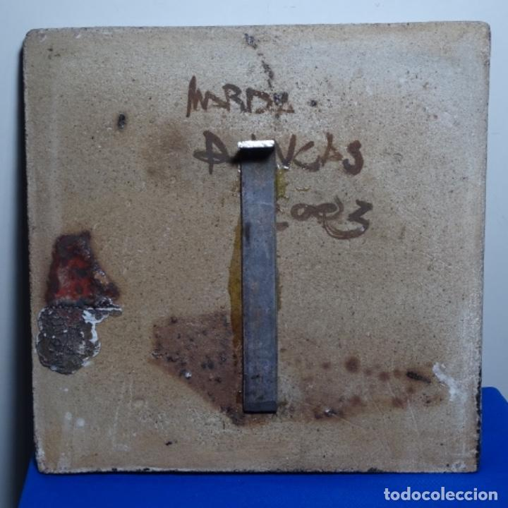 Arte: Escultura cuadro de Maria de lucas garrido.2003 - Foto 8 - 199372882