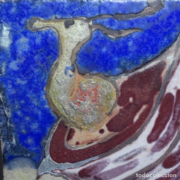 Arte: Escultura cuadro de Maria de lucas garrido.2004 - Foto 2 - 199372942
