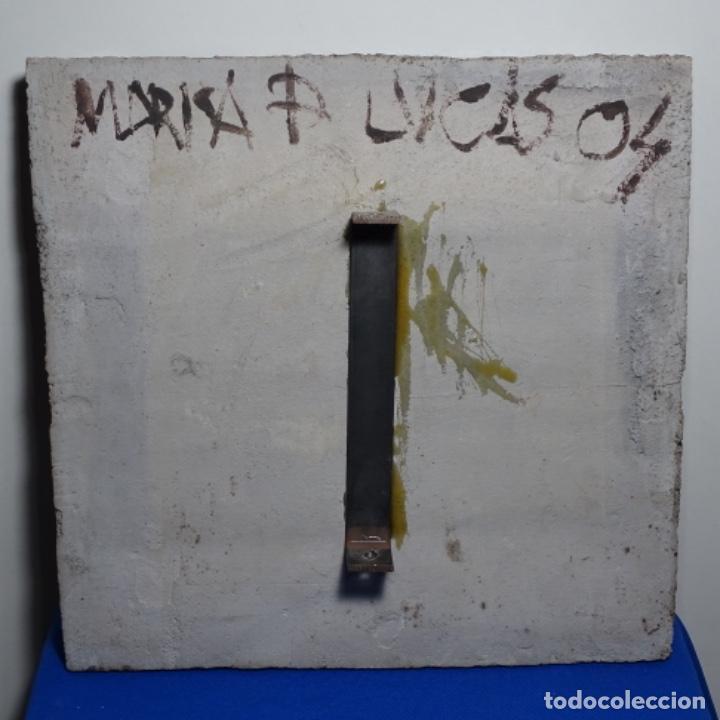 Arte: Escultura cuadro de Maria de lucas garrido.2004 - Foto 9 - 199372942
