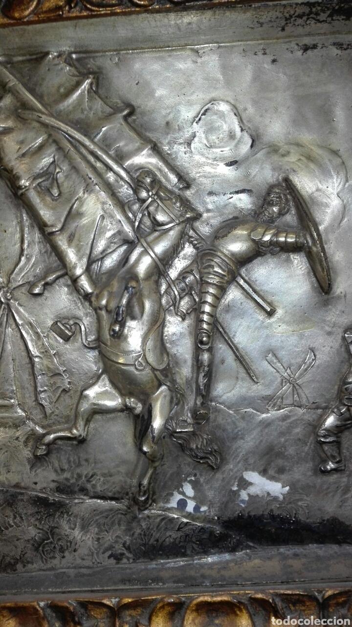 Arte: Cuadro cincelado por M.Pallares - Foto 4 - 200738128