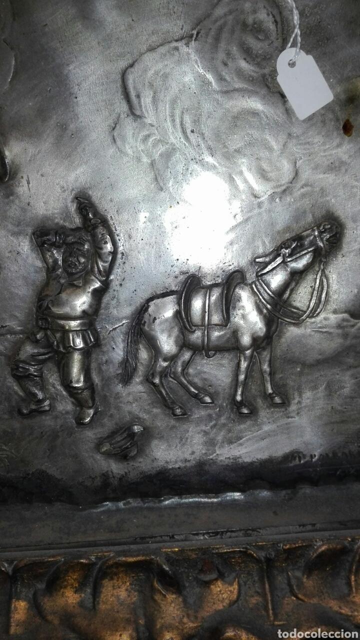 Arte: Cuadro cincelado por M.Pallares - Foto 5 - 200738128