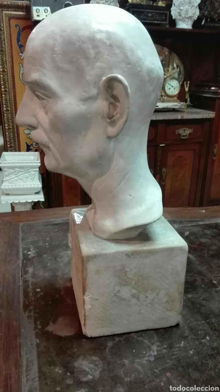 Arte: Escultura en Yeso 48 cm - Foto 2 - 202072176