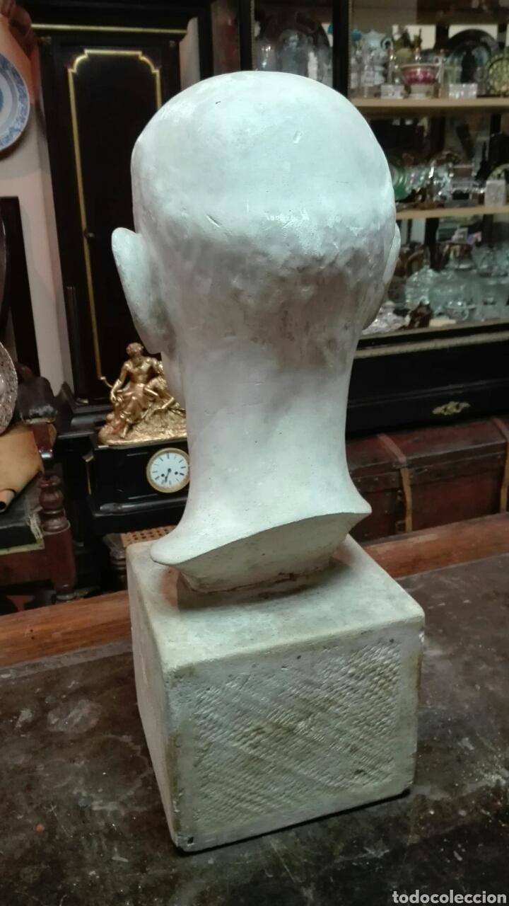 Arte: Escultura en Yeso 48 cm - Foto 3 - 202072176