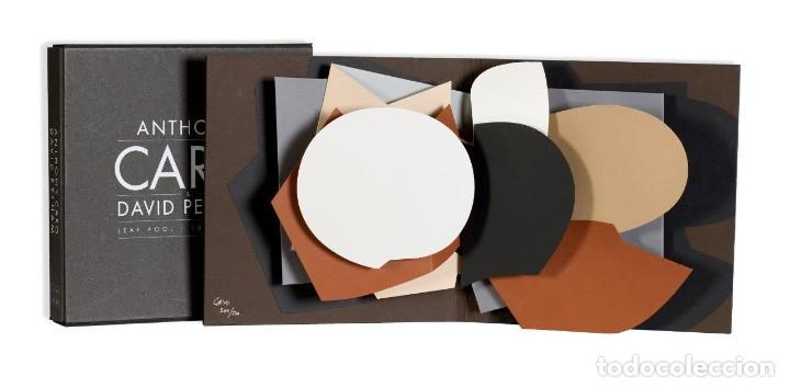 ANTHONY CARO LEAF POOL, 1996-2000 LIBRO POP UP QUE CONTIENE ESCULTURA PARA PARED FIRMADA Y NUMERADA (Arte - Escultura - Otros Materiales)