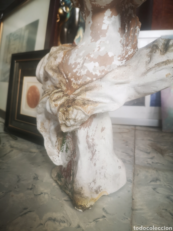 Arte: Escultura modernista, mujer. 50cm - Foto 3 - 211692865