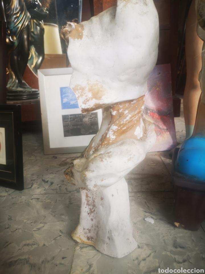 Arte: Escultura modernista, mujer. 50cm - Foto 7 - 211692865