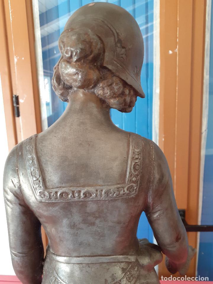 Arte: Escultura del siglo XIX representando la Bondad - Foto 9 - 212418102