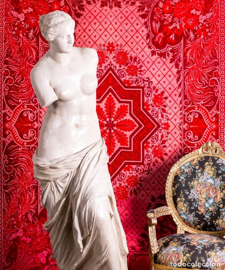 Arte: Estatua Antigua Venus De Milo - Foto 2 - 215410966