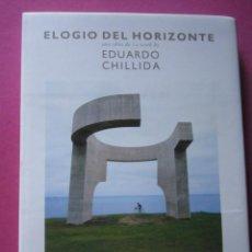 Arte: ELOGIO DEL HORIZONTE. EDUARDO CHILLIDA.. Lote 215471336