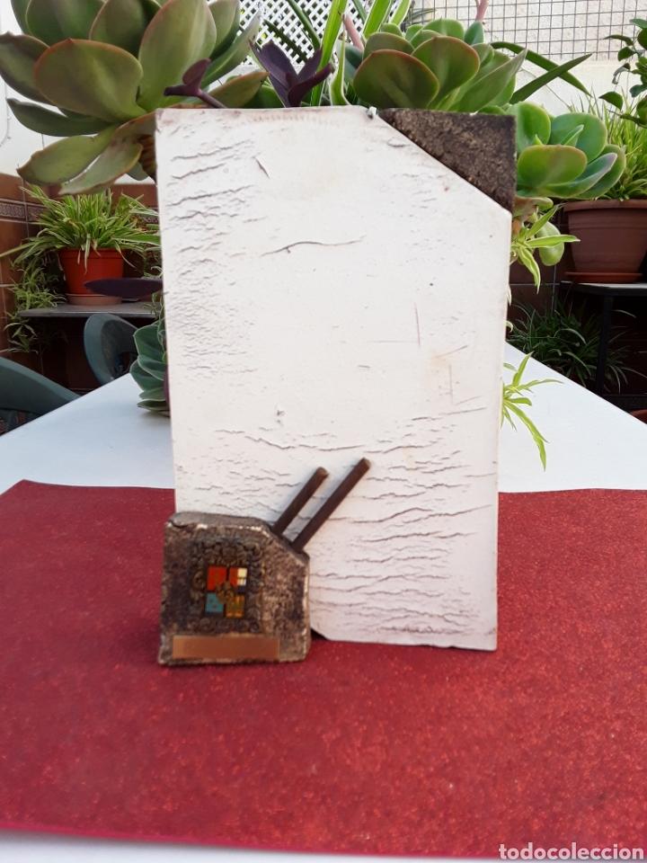 ESCULTURA BASAURI BILBAO VIZCAYA AÑO 91 FIRMADA NUMERADA (Arte - Escultura - Otros Materiales)