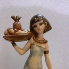 Arte: FIGURA EGIPCIA SIMONETTI ITALIA. Lote 222161895