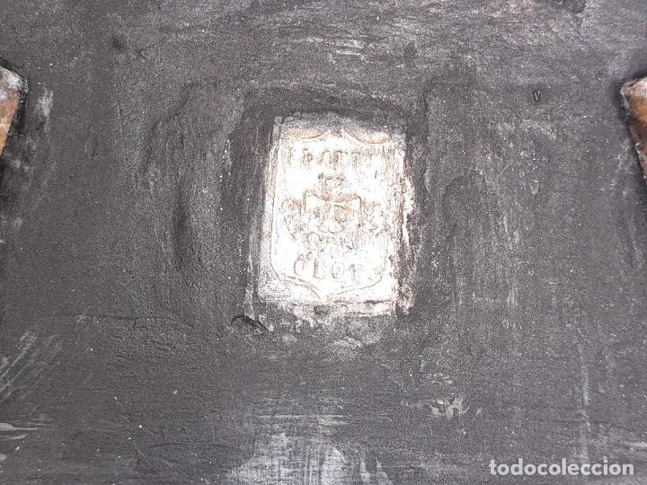 Arte: NIÑO JESUS CRUCIFICADO SELLADO (3796) - Foto 8 - 222817780