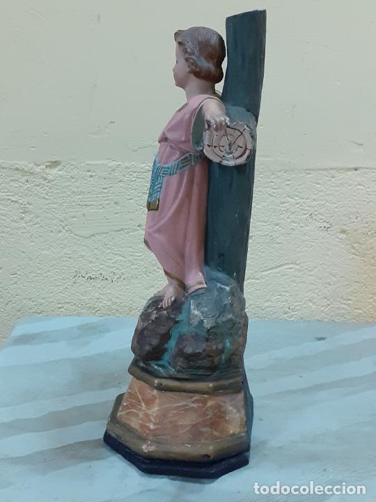 Arte: NIÑO JESUS CRUCIFICADO SELLADO (3796) - Foto 9 - 222817780