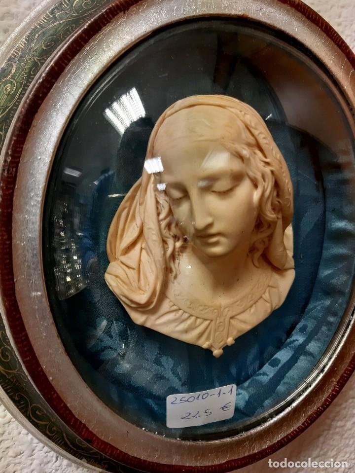 ESCULTURA ESPUMA DE MAR (Arte - Escultura - Otros Materiales)