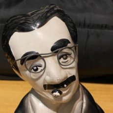 Arte: ANTIGUO BUSTO GROUCHO MARX. Lote 228666090