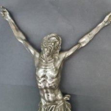 Arte: MAGNÍFICA ESCULTURA DE CRISTO, FRANCIA, SIGLO XVIII. Lote 237173965
