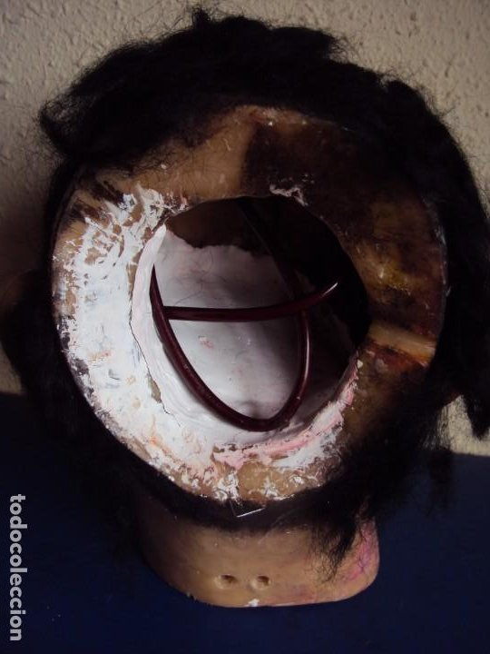 Arte: (MCE-07)BUSTO DE CERA DE PASAJE DEL TERROR-MUSEO DE CERA DE BARCELONA - Foto 13 - 244786250