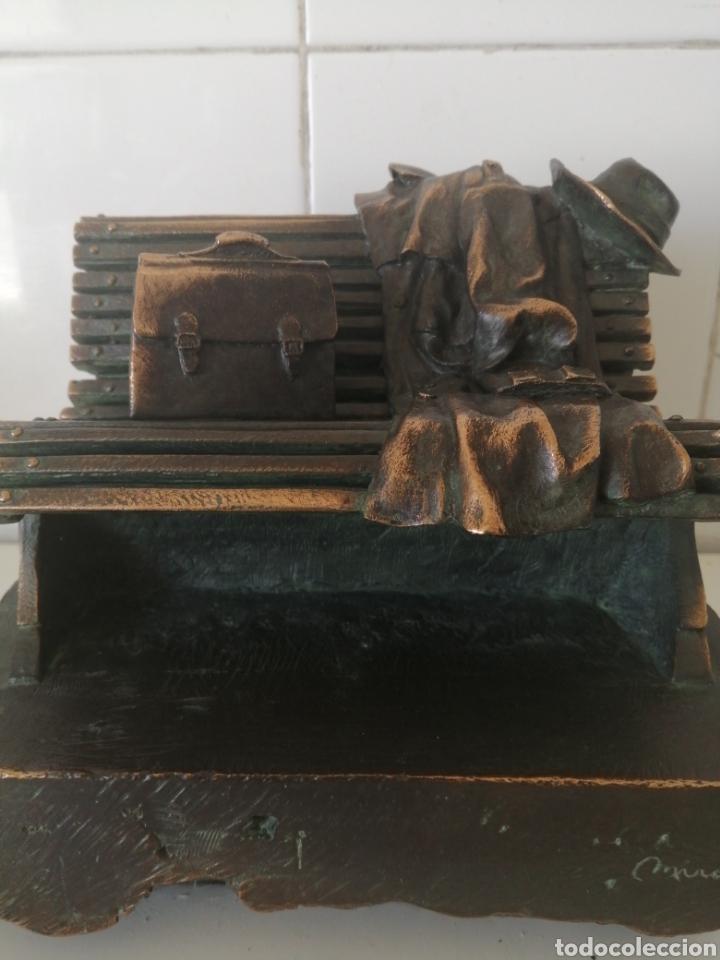 FIGURA/ESCULTURA DE MIRO. (Arte - Escultura - Otros Materiales)