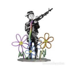 Arte: BANKSY SHOOTER. Lote 262813005
