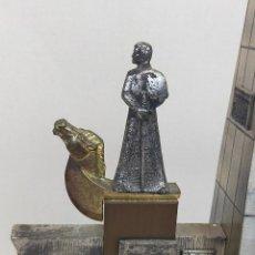 Arte: MONUMENT A JAUME I - ESCULTURA REPLICA DE LA ORIGINAL - ESTATUA EL REY JAIME I DE ARAGÓN. Lote 263745715