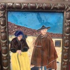 Art: AZULEJO - DANIEL ZULOAGA (1852-1921).. Lote 276659658
