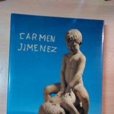 Arte: CARMEN JIMÉNEZ, ESCULTORA. Lote 278920363