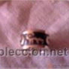 Artesanía: ANILLO EN PLATA 950MMG PUREZA. LÍNEAS DE NAZCA MONO 17.18MM. . AÑO 1996. Lote 36429104