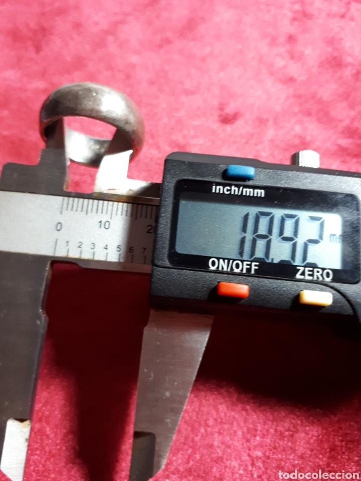 Artesanía: Anillo de plata 925 artesanía total - Foto 3 - 160047442