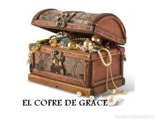 Artesanía: ANILLO EN PLATA 925 (SILVER FILLED) CON ZAFIRO BLANCO CULTIVADO. - T.6(US) ** EL COFRE DE GRACE ** - Foto 10 - 254169385