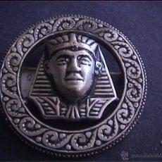 Artisanat: BROCHE ANTIGUO EGIPCIO BISUTERIA . Lote 48886978