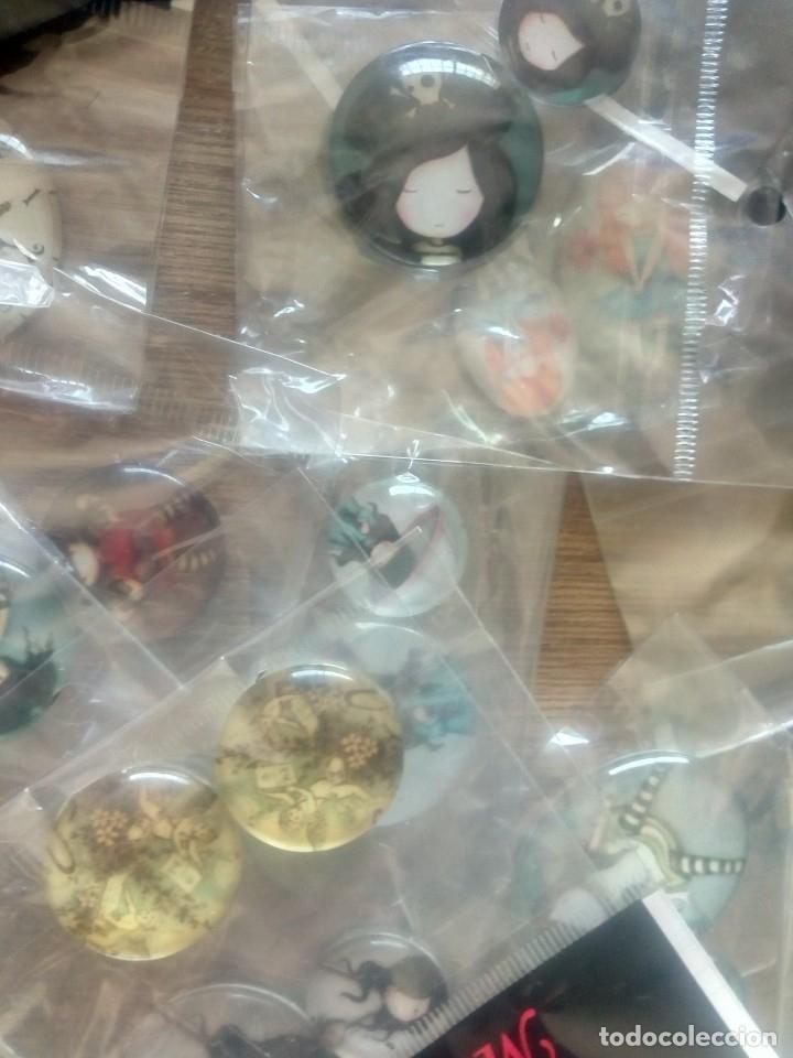 Artesanía: mas de 200 piezas tipo gorjus para broches ,colgantes etc... - Foto 4 - 161370094