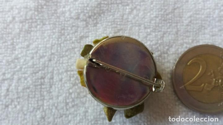 Artesanía: Broche de artesanía de miga de pan - Foto 3 - 172813224