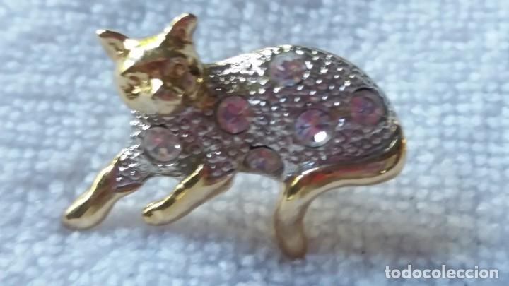 Artesanía: Broche pins gato - Foto 3 - 172813688