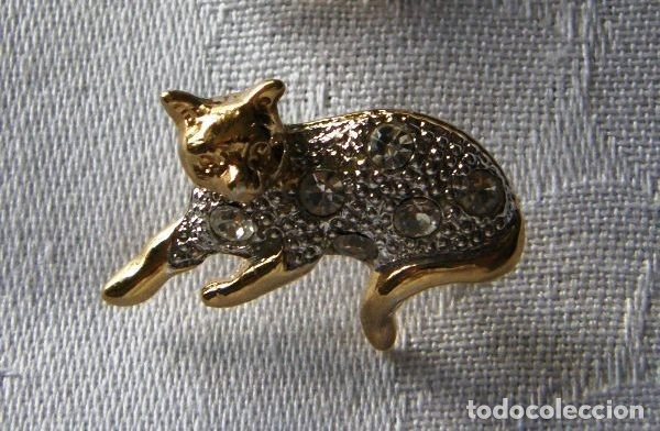 Artesanía: Broche pins gato - Foto 5 - 172813688