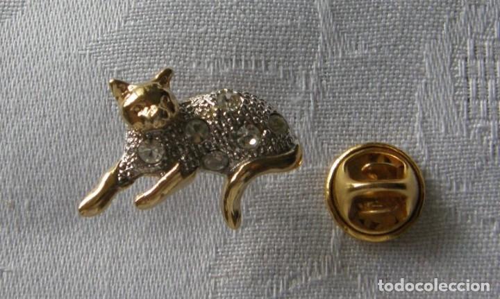 Artesanía: Broche pins gato - Foto 6 - 172813688